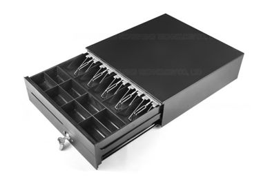 Chiny ROHS ISO Lockable Heavy Duty Cash Drawer RJ11 RJ12 Ball Bearing Slides 408 fabryka